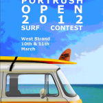 Circle One Portrush Open 2012 Surf Contest