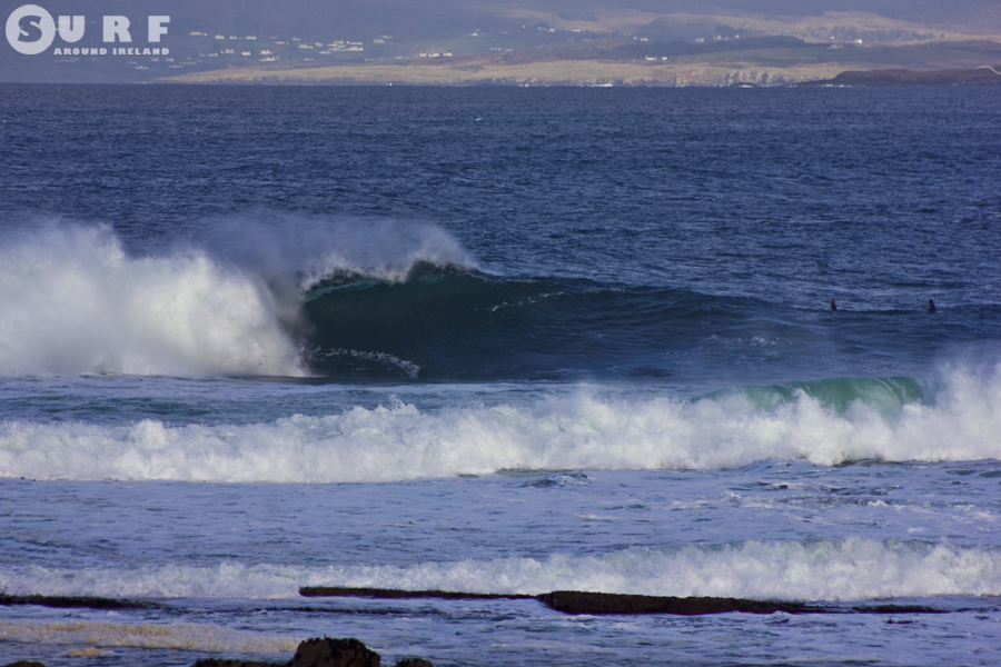 Mullaghmore Surfing