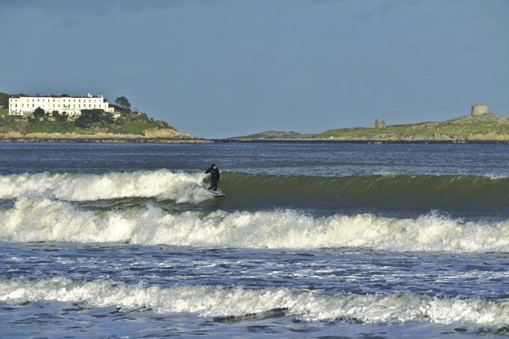 Dublin Surfing 1