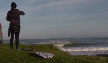 Gearoid McDaid Surfer