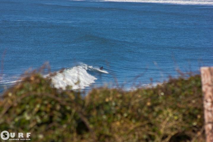 Solo Surfing Ireland