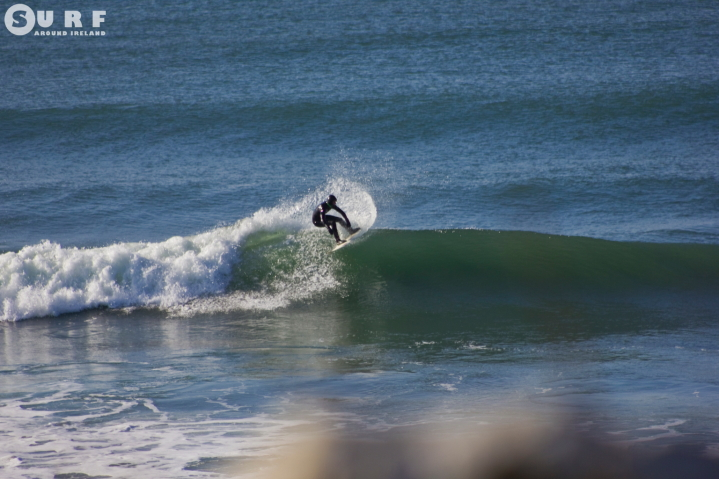 Young Surfer Ireland