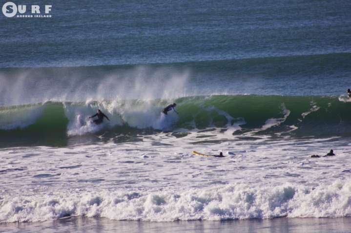 Lahinch Surfing