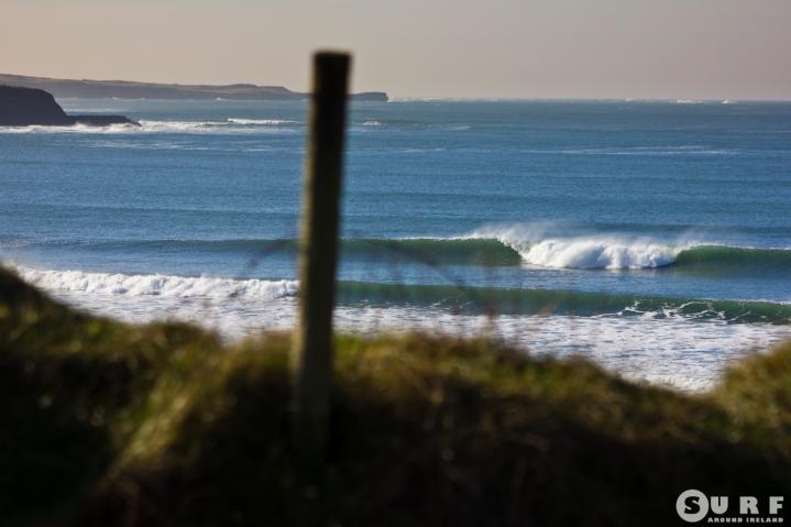 Perfect Irish Waves