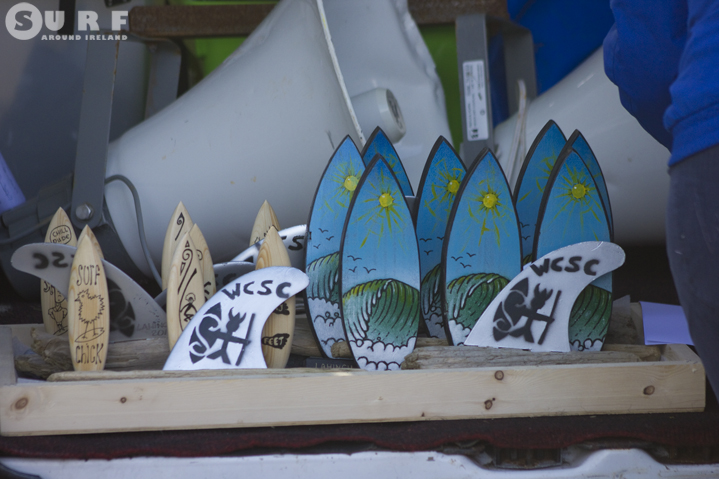 Irish Surf Competition Prizes