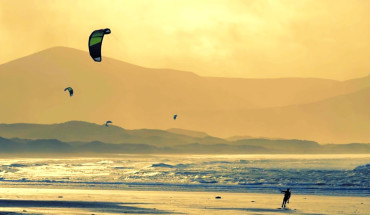 Kite Surfing Kerry