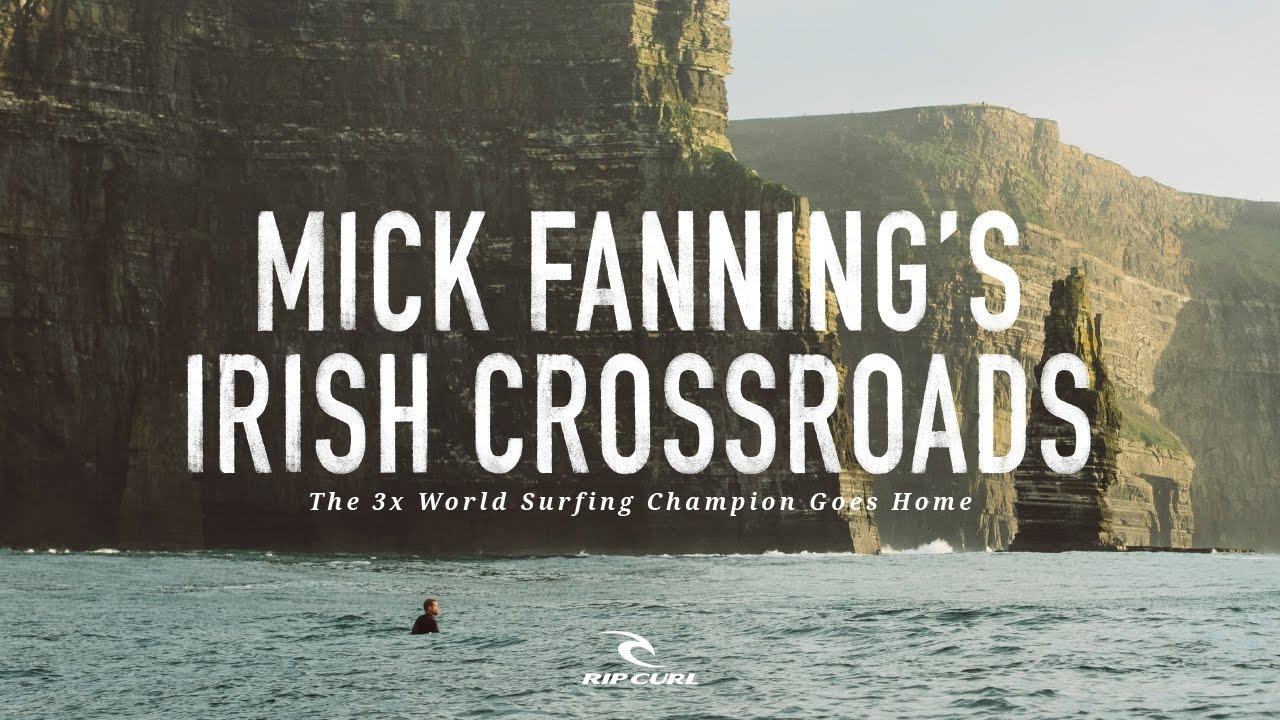 ... Fanning's Irish Crossroads - Surf Around Ireland Surf Around Ireland